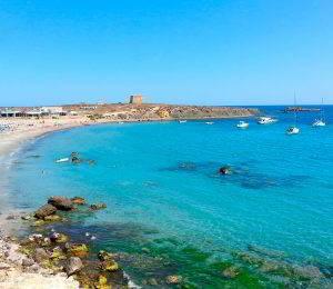 Tabarca, un paraíso en el Mediterráneo