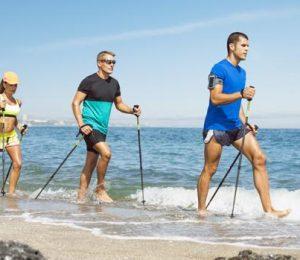 Nordic walking en Costa Blanca